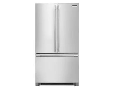 "36"" Frigidaire Professional 22.3 Cu. Ft. French Door Counter-Depth Refrigerator - FPBG2278UF"