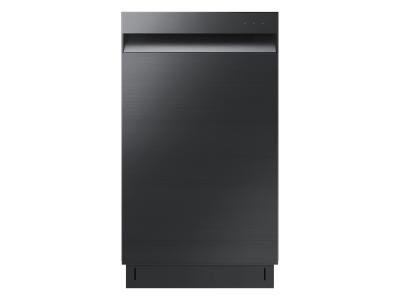 Samsung Whisper Quiet Built-In Dishwasher In Fingerprint Resistant Black Stainless Steel - DW50T6060UG