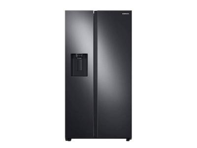 "36"" Samsung 27.4 cu. ft. Large Capacity Side-by-Side Refrigerator - RS27T5200SG"