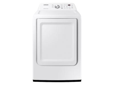 Samsung Gas Dryer With Sensor Dry In White - DVG45T3200W