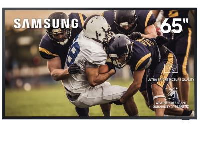 """65"""" Samsung  4k HDR QN65LST7 LED The Terrace Outdoor TV  LST7T Series"""