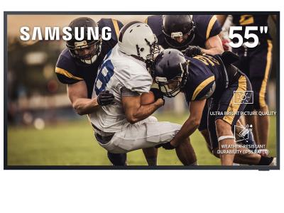 """55"""" Samsung  4k HDR LST7T LED QN55LST7 The Terrace Outdoor TV"""