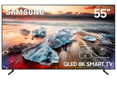 "55"" Samsung Q900R QLED 8K Smart TV  - QN55Q900RBFXZC"