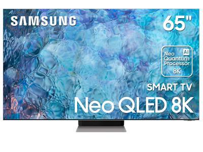 "65"" Samsung QN65QN900AFXZC Neo QLED 8K Smart TV"