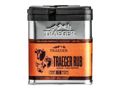 Traeger Rub with Kosher, GMO Free & Gluten Free - SPC194