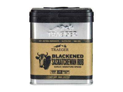 Traeger Blackened Saskatchewan Rub - SPC198