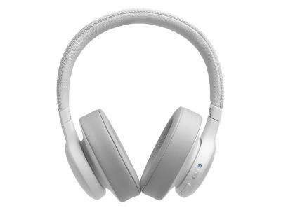 JBL Wireless Over-Ear Headphones - Live 500BT (W)