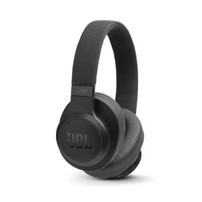 JBL Wireless Over-Ear Headphones - Live 500BT (B)
