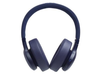 JBL Wireless Over-Ear Headphones - Live 500BT (Bl)