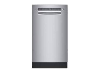 "18"" Bosch  44 dB Decibel Level, 6 Wash Cycles, 3 Loading Racks Dishwasher - SPE68B55UC"