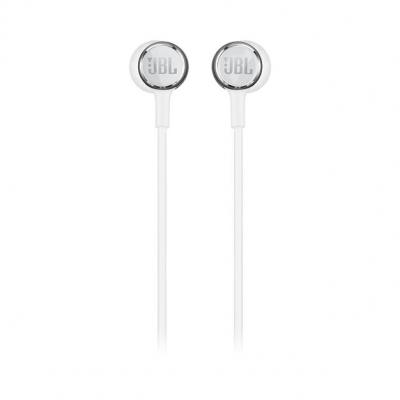 JBL In-Ear Headphone - Live 100 (W)