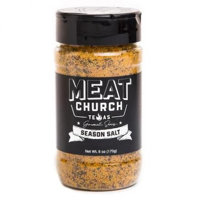 Meat Church Gourmet Season Salt - GOURMET