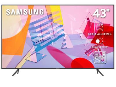 "43"" Samsung QN43Q60TAFXZC 4K Smart QLEDTV"