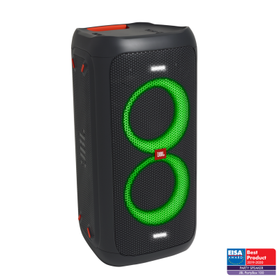 JBL PartyBox 100 Powerful Portable Bluetooth Party Speaker - Partybox 100