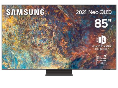 """85"""" Samsung QE85QN95A LCD 4K Neo QLED TV"""
