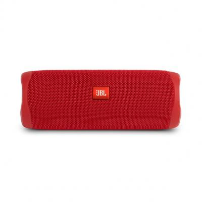 JBL FLIP 5 Portable Waterproof Speaker - JBLFLIP5REDAM
