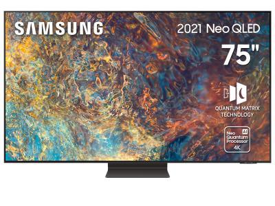 """75"""" Samsung QE75QN95A LCD 4K Neo QLED TV"""