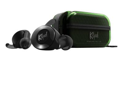 Klipsch Wireless Sport In-Ear Headphones in Green - T5TWIISPORTG