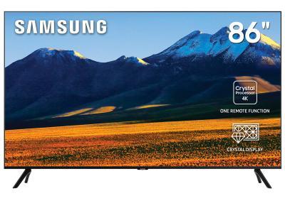 "86"" Samsung UN86TU9000FXZC Crystal UHD 4K Smart TV"