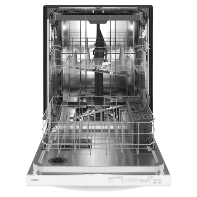 """24"""" Whirlpool Large Capacity Dishwasher with 3rd Rack - WDT750SAKW"""