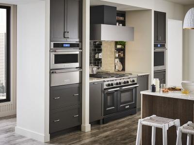 "48"" KitchenAid Under Cabinet Custom Hood Liner - UVL6048JSS"