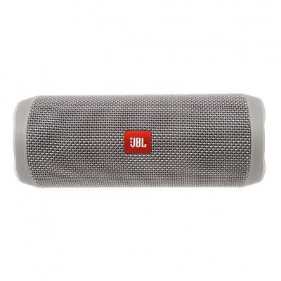 JBL full-featured waterproof portable Bluetooth speaker with surprisingly powerful sound Flip 4 (Bl) JBLFLIP4GRYAM