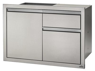 """Napoleon 36"""" X 24"""" Single Door And Standard Drawer - BI-3624-1D2DR"""