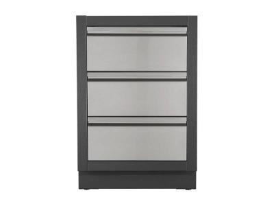 Napoleon Oasis Three Drawer Cabinet  - IM-3DC-CN