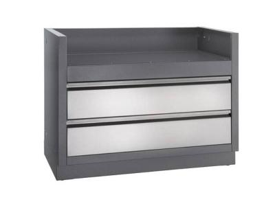 Napoleon  Oasis Modular Island Under Grill Cabinet for Built-In Grill LEX 730 - IM-UGC730-CN