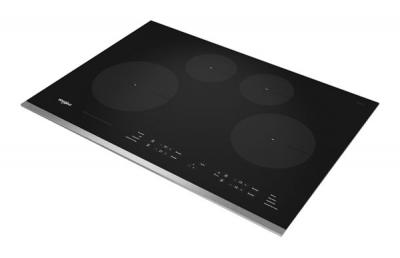 """30"""" Whirlpool Induction Cooktop In Stainless Steel - WCI55US0JS"""
