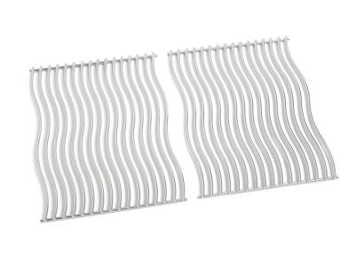 Napoleon Two Stainless Steel Cooking Grids for Rogue 425 - S83013