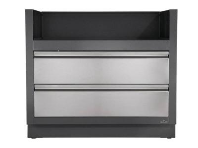 Napoleon Oasis Grey Under Grill Cabinet For BIPRO665 - IM-UGC665