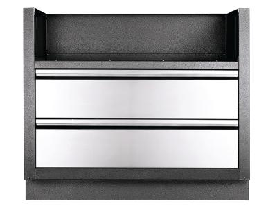 Napoleon OASIS Under Grill Cabinet For Built-in 700 Series 38 - IM-UGC38-CN
