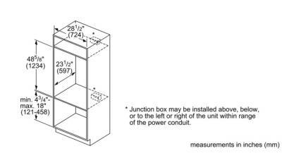 """30"""" Bosch 800 Series Combo Speed Oven - HBL8753UC"""
