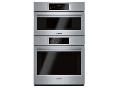 "30"" Bosch 800 Series Combo Speed Oven - HBL8753UC"