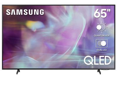 """65"""" Samsung QN65Q60AAFXZC QLED 4K Smart TV"""