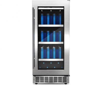 """15"""" Piedmont Single Zone Beverage Center - DBC031D1BSSPR"""