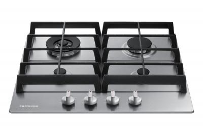 """24"""" Samsung Gas Cooktop With Powerful Burners - NA24T4230FS"""