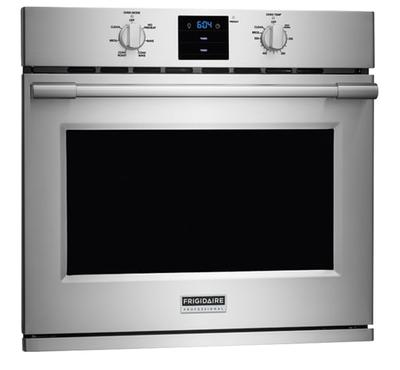 "30"" Frigidaire Professional 5.1 Cu. Ft. Single Electric Wall Oven - FPEW3077RF"
