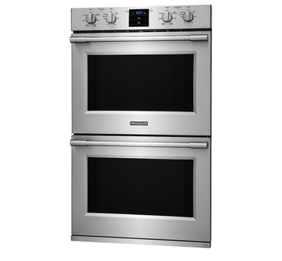 """30"""" Frigidaire Professional Double Electric Wall Oven - FPET3077RF"""