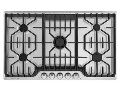 """36"""" Frigidaire Professional Gas Cooktop With Griddle - FPGC3677RS"""