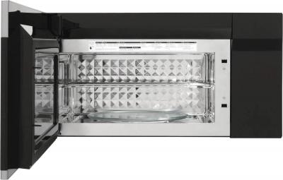 """30"""" Frigidaire Gallery 1.5 Cu. Ft. Over the Range Microwave - FGBM15WCVF"""