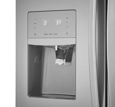 "36"" Frigidaire Gallery 27.2 Cu. Ft. French Door Refrigerator - FGHB2868TF"