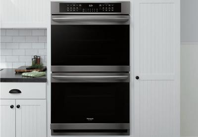 """30"""" Frigidaire Gallery Double Electric Wall Oven - FGET3066UD"""