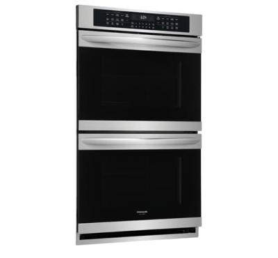 """30"""" Frigidaire Gallery Double Electric Wall Oven - FGET3066UF"""