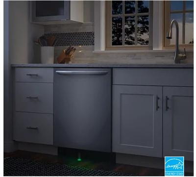"""24"""" Frigidaire Gallery Built-In Dishwasher With EvenDry System - FGID2476SF"""