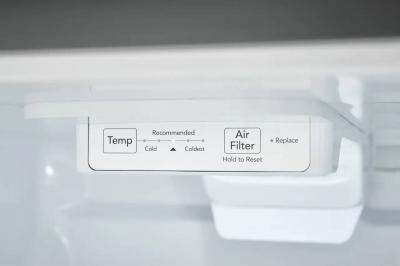 "30"" Frigidaire Gallery 20 Cu. Ft. Top Freezer Refrigerator - FGHT2055VF"