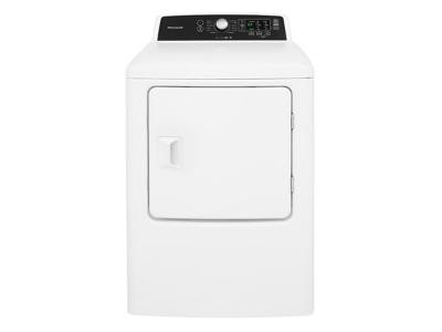 "27"" Frigidaire 6.7 Cu. Ft. High Efficiency Free Standing Gas Dryer - FFRG4120SW"