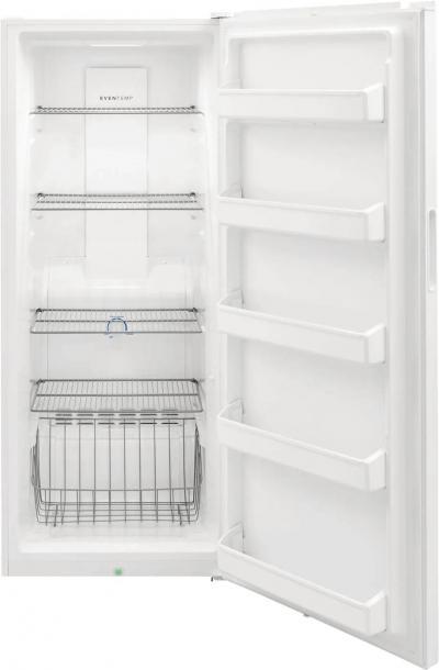 "28"" Frigidaire 16 Cu. Ft. Frost Free Upright Freezer - FFFU16F2VW"