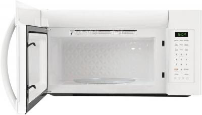 """30"""" Frigidaire 1.8 Cu. Ft. Over The Range Microwaves With White - FFMV1846VW"""